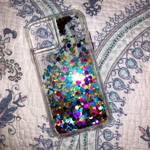 CaseMate iPhone 11/XR Waterfall Glitter Case